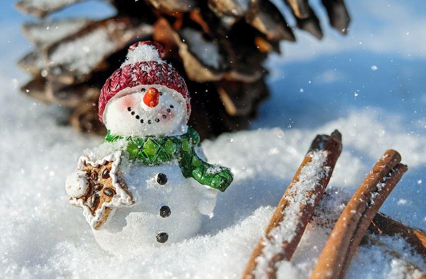 Entspannung auch an Weihnachten