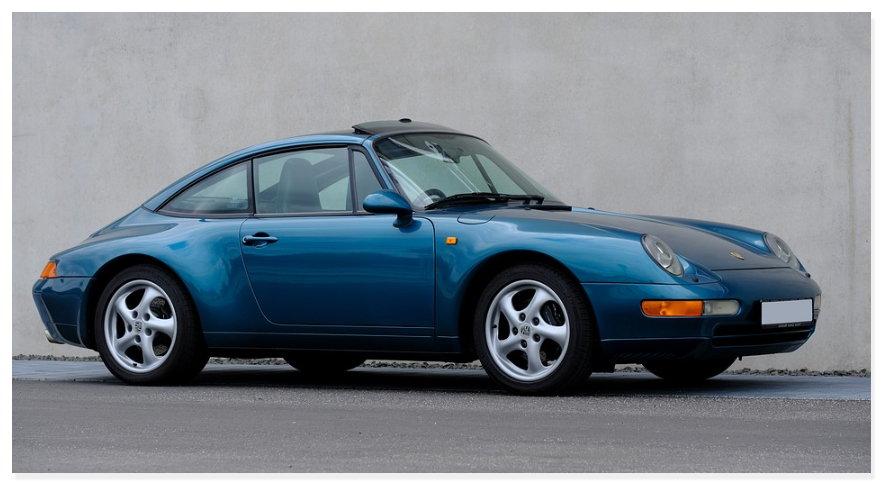 Geschenktipp für Kinder: Sportliche Spielzeugautos, wie Porsche Sportwagen, selbst zusammenbauen